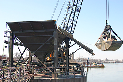 Riverport Authority | bulk facility